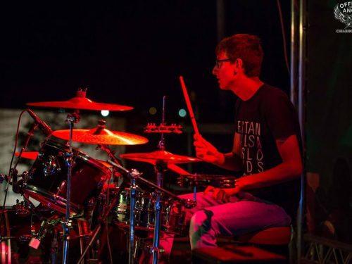 Davide Recchia – percussioni