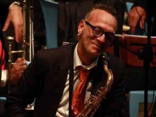 Enrico Peduzzi – saxofono