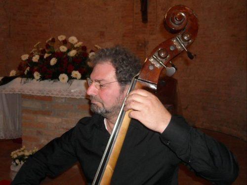 Ivano Avesani – basso elettrico